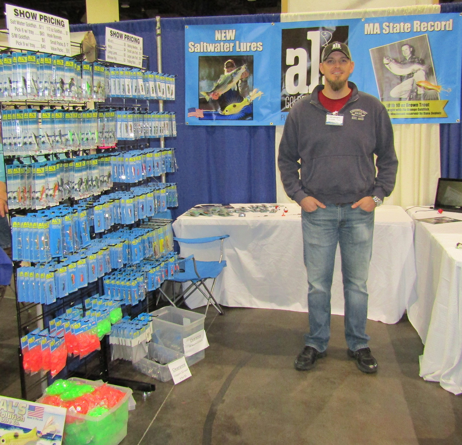 New England Fishing Show