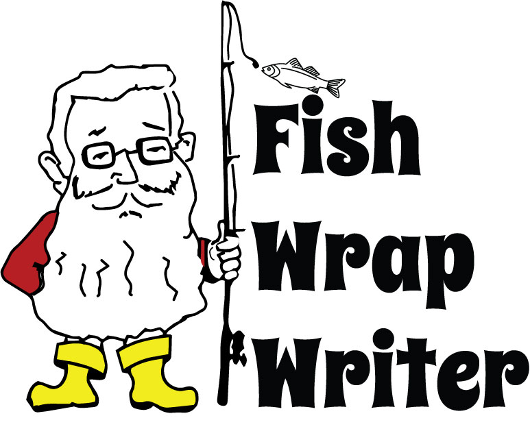 The Fish Wrap Writer, Rhode Island