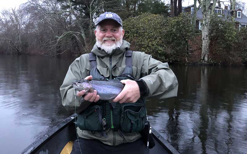 Todd Corayer, Fish Wrap Writer