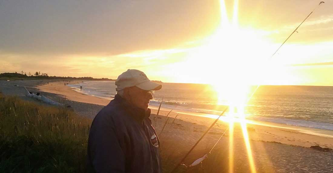 Narragansett Surfcasters have Nelson Valles to thank for a mission of honor and community service