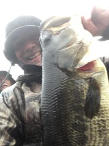 It's time to renew outdoor licenses to keep catching big bass like Bob's.