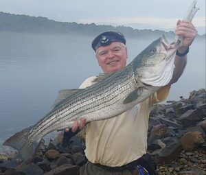 Canal Fishing in Cape Cod with Eddie Doherty